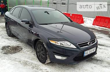 Ford Mondeo 2.0 TDCI 2010