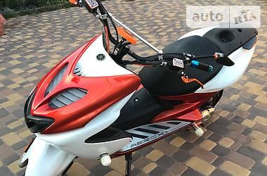 Yamaha Aerox 2002