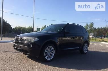BMW X3 2.0D XDrive 2008