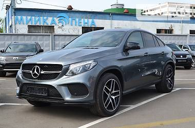 Mercedes-Benz GLE Coupe 350d AMG 2018