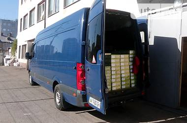Volkswagen Crafter груз. klima.pilot.kruiz100 2008