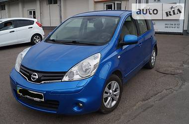 Nissan Note 1.6i 2010