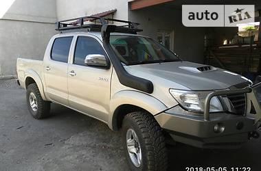 Toyota Hilux 3.0TD 2013