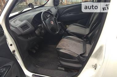 Fiat Doblo Panorama Maxi 2011