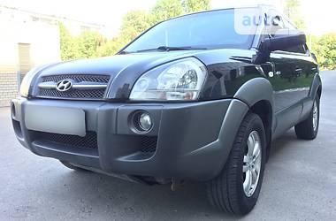 Hyundai Tucson 2.0i 2008