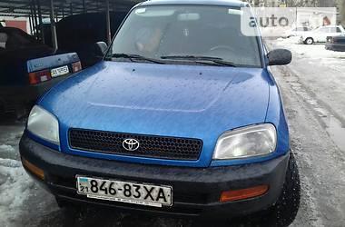 Toyota Rav 4 постоянный полный пр 1998