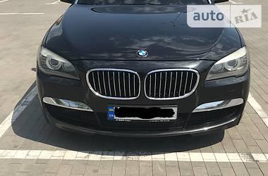 BMW 740 Li 2008