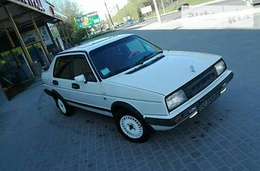 Volkswagen Jetta газ-бенз 1987