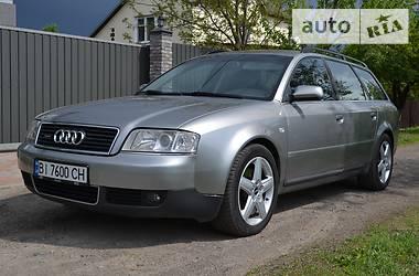 Audi A6 4x4 RECARO BOSE 2002