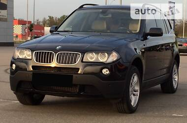 BMW X3 xDrive3.0D Exclusive 2008