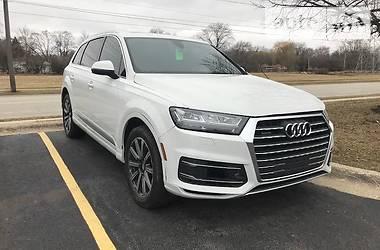 Audi Q7 3.0L 6 2017