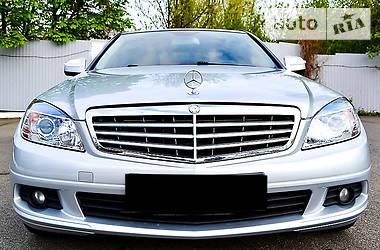 Mercedes-Benz C-Class 2.2 2008