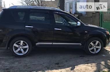 Mitsubishi Outlander XL 2009