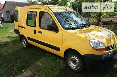 Renault Kangoo груз. 1.5dCi 2006