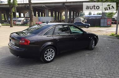 Audi A6 2.5 л. 2002