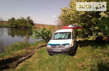 Volkswagen Caddy пасс. SDI 2006