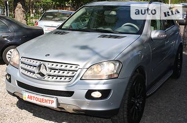 Mercedes-Benz ML 350 2007