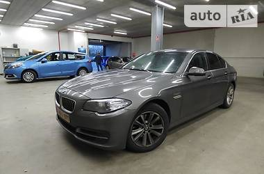 BMW 518 2014