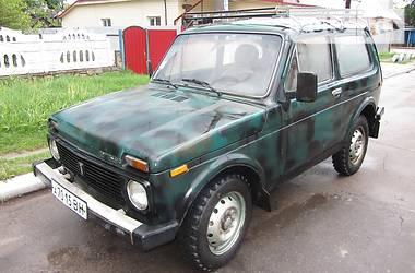ВАЗ 2121 1983