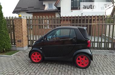 Smart Cabrio 0.8 CDI 2001