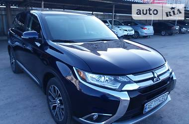 Mitsubishi Outlander 2015