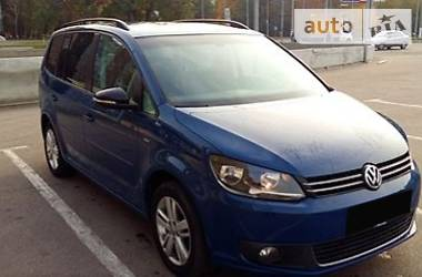 Volkswagen Touran Match 2013