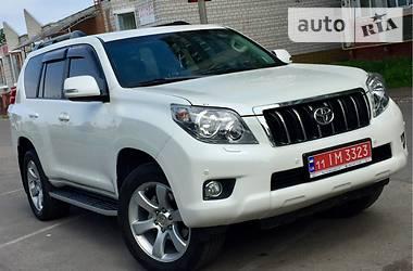Toyota Land Cruiser Prado 2010