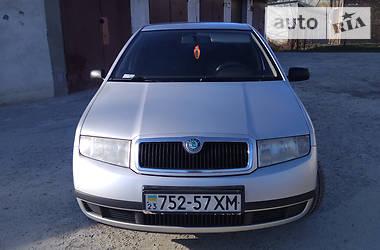 Skoda Fabia 1.4 2002