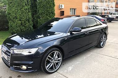 Audi A6 s-line quattro 2017