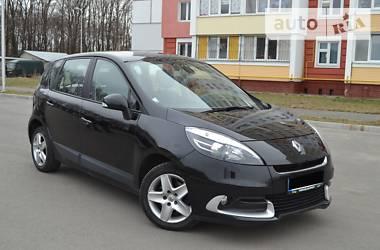 Renault Scenic 1.5 dCi 2013