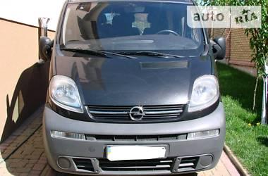 Opel Vivaro груз.-пасс. 2005