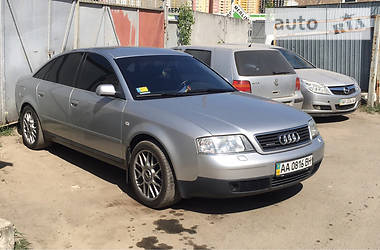 Audi A6 2.7 2000