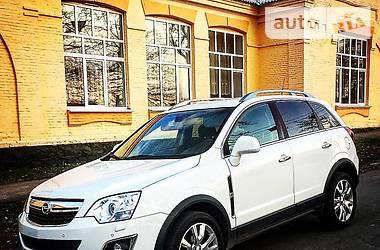 Opel Antara COSMO 2011