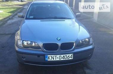 BMW 318 2.0 TDI 116KC 2004