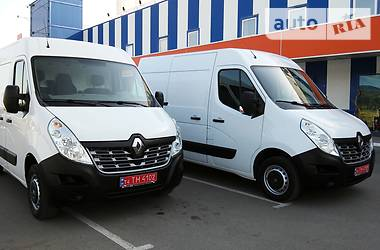 Renault Master груз. L1H2 DCI-125 IDEAL 2015