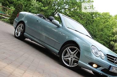 Mercedes-Benz CLK 320 купе 2004