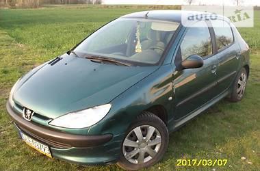 Peugeot 206 1.9D 51 KC 1999