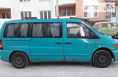 Mercedes-Benz Vito груз.-пасс. 2000