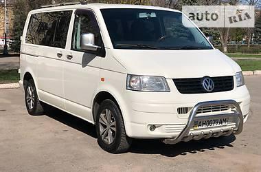 Volkswagen T5 (Transporter) пасс. TDI 2004