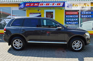 Volkswagen Touareg 3.0 TDI AT 2007