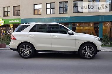 Mercedes-Benz ML 350 350 Bluetech 2012