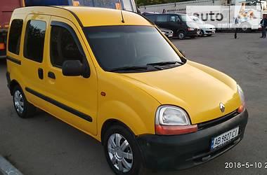 Renault Kangoo пасс. ORIGINAL ПАСФЖИР 2000