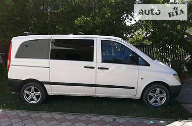 Mercedes-Benz Vito пасс. 109 cdi 2004
