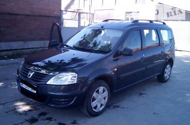 Dacia Logan MCV Dacia Logan MCV DCI 2012