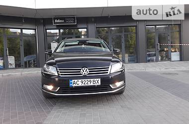Volkswagen Passat B7  103kw 2013