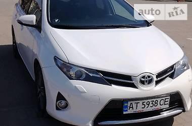 Toyota Auris panorama 2013