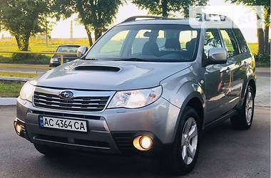 Subaru Forester DIESEL 2.0 TDI 2011