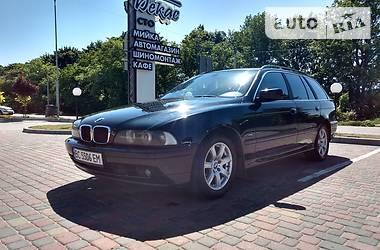 BMW 520 е39 2001