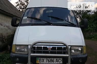 ГАЗ 32213 Газель 2000