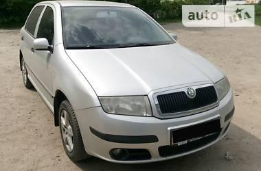 Skoda Fabia 1.4 2006